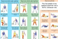 Exercicis gent gran
