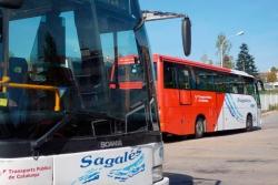 La línia d'autobús Bigues - Granollers recupera els seus horaris habituals