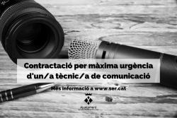 Tècnic/a de comunicació