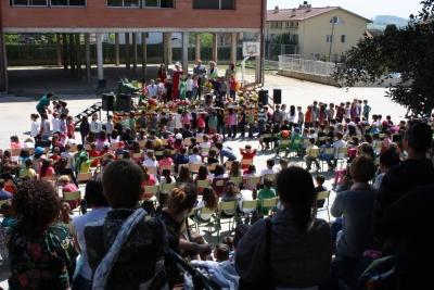 Sant Jordi a les escoles