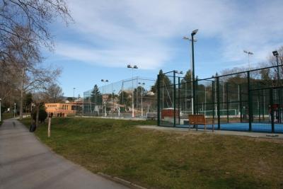Instal·lacions Esportives Pinedes del Castellet