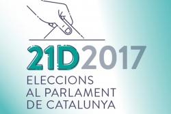 Eleccions Parlament Catalunya 21-D
