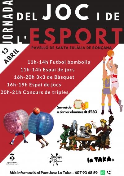 Jornada del joc i de l'esport