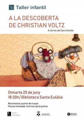 A la descoberta de Christian Voltz