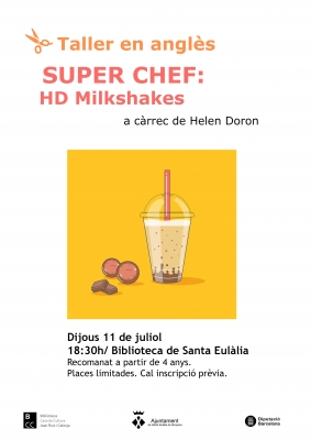 Super chef: HD milkshakes