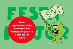 Barraques Xafarranxo Festa Major 2019
