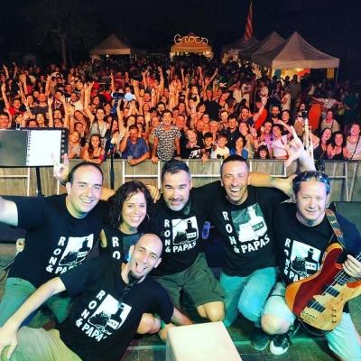 El grup Ron&Papas obrirà els concerts al Xafarranxo