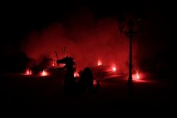 Correfoc dels Diables de la Vall del Tenes