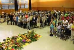 La sala Muriel Casals va acollir els actes de la Diada