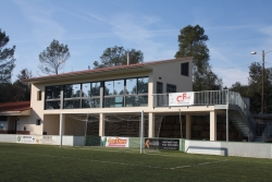 Bar del camp de futbol municipal