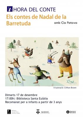 Els contes de Nadal de la Barretuda