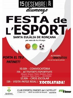 Festa de l'Esport 2019