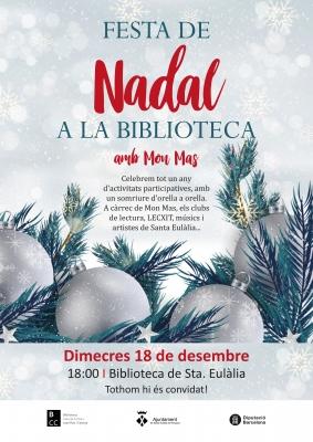 Festa de Nadal a la Biblioteca